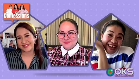 Confessions With The Momshies | Episode 1 - Online Kapamilya Shows Thumbnail