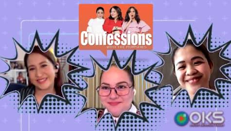 Confessions with the Momshies: Ang mga pasabog na confessions nina Momshie Karla, Melai at Jolina Image Thumbnail