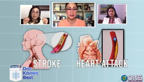 Doc Knows Best: Ang pagkakaiba ng STROKE at HEART ATTACK Image Thumbnail