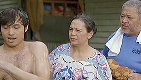 Dolce Amore: Binggoy, pinaliguan ng kanyang mga magulang Image Thumbnail
