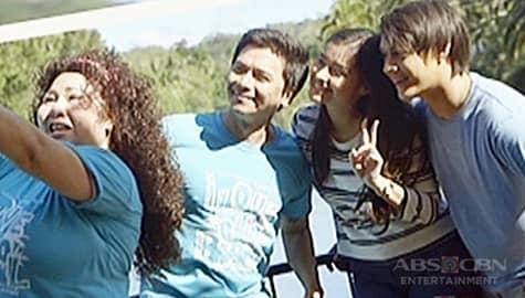 Dolce Amore: Serena at Tenten, masayang naglibot sa Bohol Image Thumbnail