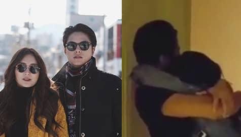 Daniel Padilla, sorpresang binisita si Kathryn Bernardo sa Hong Kong Image Thumbnail