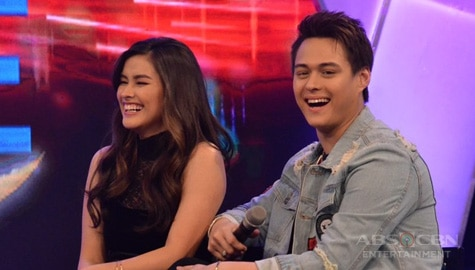 LizQuen officially confirms their relationship in Kuryentanong challenge Image Thumbnail