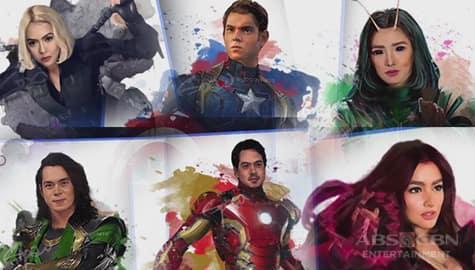"""TV Patrol: Netizens, binanggit ang mga pinoy actors na pwedeng gumanap na mga """"Avengers"""" Image Thumbnail"""