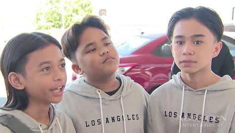 TV Patrol : TNT Boys, nagsimula nang magpabilib sa kanilang Three City Tours sa North America Image Thumbnail