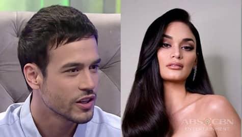 Kit Thompson, hindi nagkaroon ng romantic feelings kay Miss Universe 2015 Pia Wurtzbach Image Thumbnail