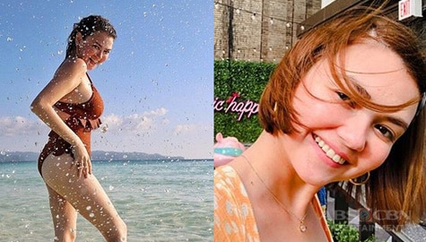 Angelica Panganiban, may 5-milyong followers na sa Instagram Image Thumbnail