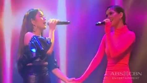 Loisa Andalio, naka-duet sa kanyang concert ang bff na si Maris Racal Image Thumbnail