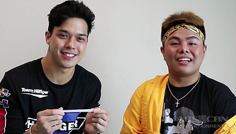 Guess That Song Challenge with Elmo Magalona Thumbnail
