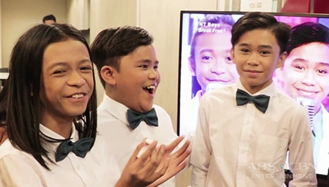Sing That Sentence Challenge with TNT Boys Thumbnail