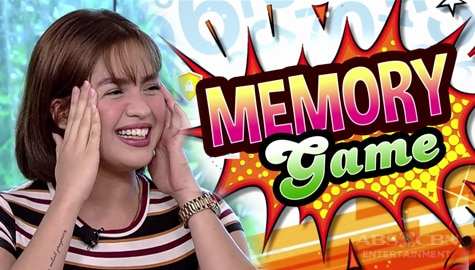 Memory game with Jane Oineza, live! Image Thumbnail