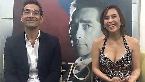 Kapamilya Confessions with Raymond Bagatsing and Rachel Alejandro Image Thumbnail