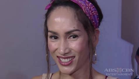 """TV Patrol: Ina Raymundo, kinilig nang muling tawaging """"Sabado Night Girl"""" sa isang party Image Thumbnail"""