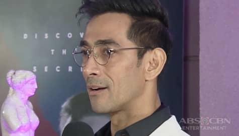 """TV Patrol: Raymond Bagatsing at Rachel Alejandro, pinangunahan ang premiere night ng """"Quezon's Game"""" Image Thumbnail"""