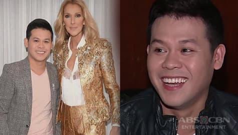 TV Patrol: Marcelito Pomoy, nakaharap ang iniidolong si Celine Dion dahil kay Ellen DeGeneres Image Thumbnail