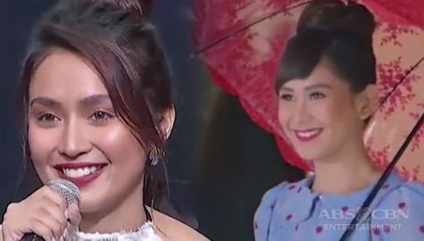TV Patrol: Sarah at Kathryn, tabla sa 35th PMPC Star Awards Image Thumbnail