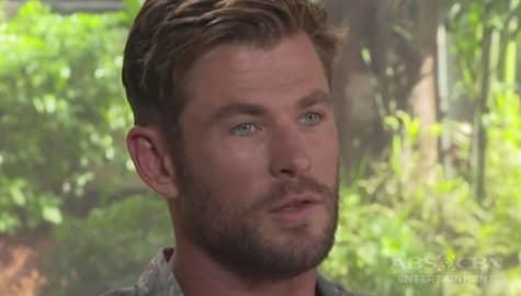 "TV Patrol: Chris Hemsworth, pinagkaguluhan sa fan meet ng ""Men in Black: International"" Image Thumbnail"