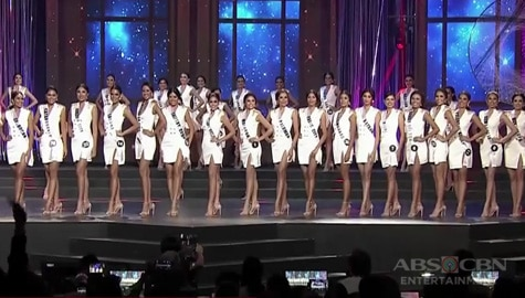 TV Patrol: Mga kandidata ng Bb. Pilipinas 2019, nagpasiklaban sa Swimsuit, Long Gown at Q&A
