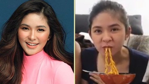 Loisa Andalio, sinubukan 'Spicy Noodle Challenge' Image Thumbnail