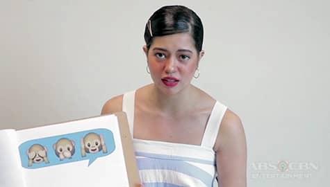 Sue Ramirez decodes guys text messages Image Thumbnail