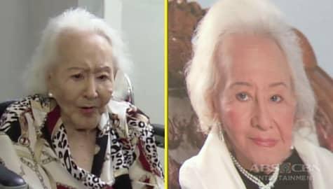 Anita Linda, pinarangalan ng Achievement Award sa ika-100 taon ng pelikulang Pilipino Image Thumbnail