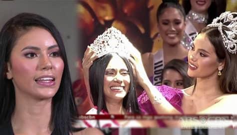 TV Patrol: Gazini, todo-handa para sa Q & A at Advocacy sa Miss Universe Image Thumbnail