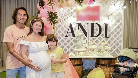 LOOK: Andi Eigenmann's baby shower Image Thumbnail