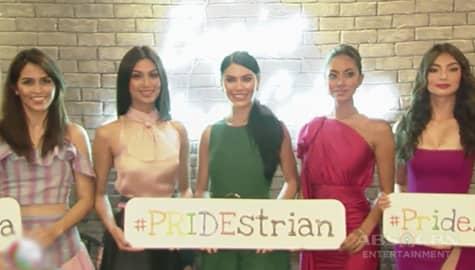 TV Patrol: Mga reyna ng Bb. Pilipinas 2019, dismayado na hindi pa rin naisasabatas ang SOGIE Bill Image Thumbnail