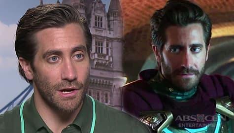 """TV Patrol: Jake Gyllenhaal, ibinahagi ang karanasan sa paggawa ng """"Spider-man: Far From Home"""" Image Thumbnail"""