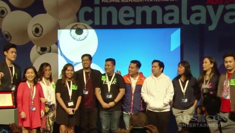 Official entries ng 2019 Cinemalaya Independent Film Festival, ipinakilala na