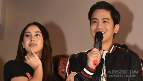 Joshua Garcia at Julia Barretto, balik bilang mag-bestfriend Image Thumbnail
