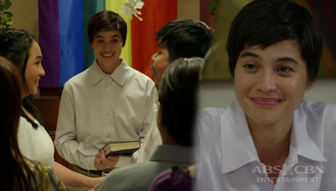 MMK Sinturon: Marrz, natugunan ang kahilingan ng mga kapwa LGBT na makaranas ng wedding ceremony Image Thumbnail