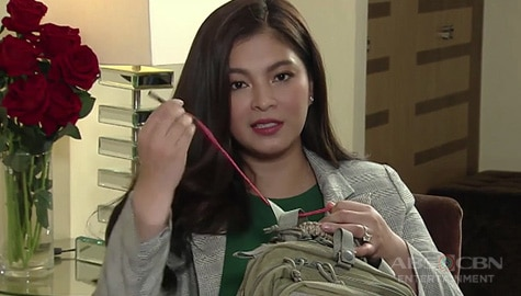 Rated K: Bag Raid with Angel Locsin Image Thumbnail