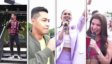 TV Patrol: Zanjoe, Ogie, Pia at Anne, humataw sa Barrio Fiesta  Image Thumbnail