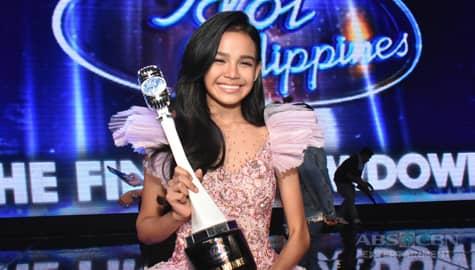 Zephanie Dimaranan, tinanghal na Idol Philippines grand winner Image Thumbnail