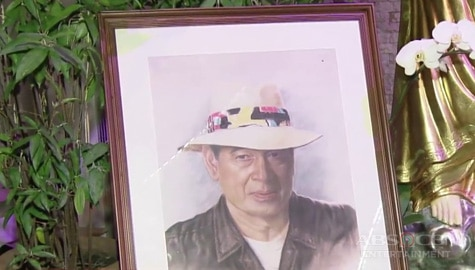 TV Patrol: Mga mahal sa buhay ni Eddie Garcia, ginunita ang ika-40 araw ng kanyang pagyao Image Thumbnail