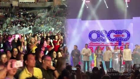 """TV Patrol: Kapamilya stars, dinagsa ng mga Pinoy sa Amerika sa """"ASAP Natin 'To sa Bay Area"""" Image Thumbnail"""