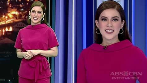 WATCH: Shaina Magdayao, sumabak muli bilang Star Patroller Image Thumbnail