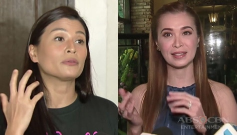 TV Patrol: Sunshine Cruz at Mylene Dizon, balik sa pagpapa-sexy kasama ang younger leading men Image Thumbnail
