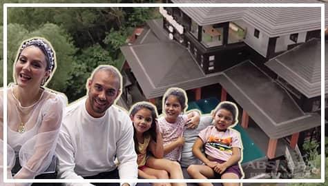 WATCH: Take a look at Team Kramer's 4-story mansion Image Thumbnail