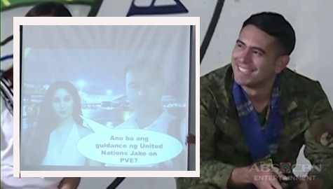 TV Patrol: Pagdalo ni Gerald Anderson sa isang event, nauwi sa kantyawan nang lumabas ang larawan ni Julia Barreto Image Thumbnail