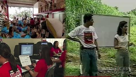 TV Patrol: Gina Lopez, nasa likod ng pagbuo ng Bantay Bata 163, Educational TV, Save the La Mesa Watershed at Kapit Bisig para sa Ilog Pasig Image Thumbnail