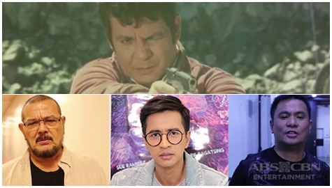 "Kapamilya celebs unleash ""Da King"" in them in this FPJ tribute"