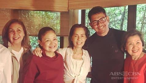 Ilang celebrities, may tribute para kay ABS-CBN Foundation chair Gina Lopez sa kanilang social media accounts Image Thumbnail