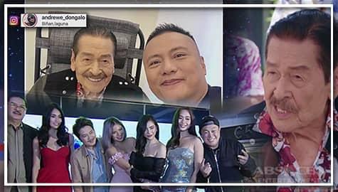 TV Patrol: Eddie Garcia, binigyang-pugay sa premiere ng pinakahuli niyang pelikula Image Thumbnail