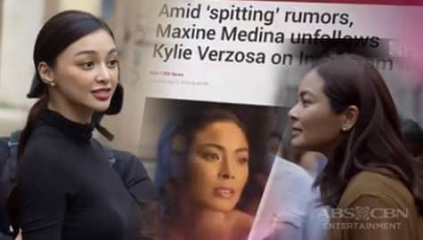 TV Patrol: Kylie Verzosa, inamin na naduraan niya si Maxine sa isang eksena sa 'Los Bastardos' Image Thumbnail