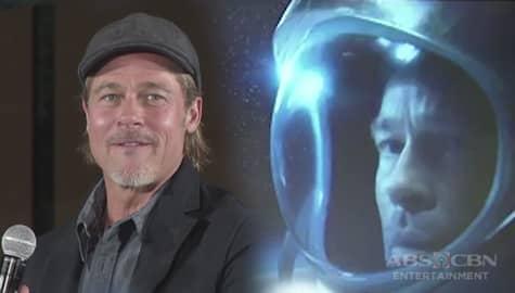 "TV Patrol: Brad Pitt, balik-eksena sa pelikulang ""Ad Astra"" Image Thumbnail"