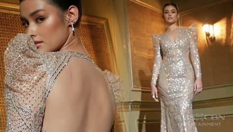 Liza Soberano, mala-prinsesa ang ganda sa ABS-CBN Ball Image Thumbnail
