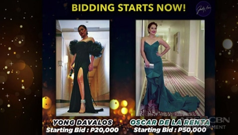 Umagang Kay Ganda: Judy Ann Santos pina-auction ang gown na ginamit sa ABS-CBN Ball 2018 at 2019 Image Thumbnail