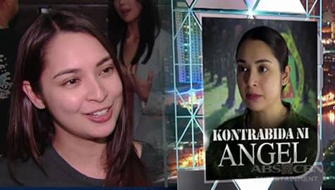 """TV Patrol: Ryza Cenon, malaki ang utang na loob kay Angel Locsin dahil sa mga ntututnan niya sa """"The General's Daughter"""" Image Thumbnail"""